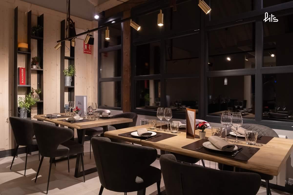 Lits restaurante en Arties, Baqueira, Val d'Aran