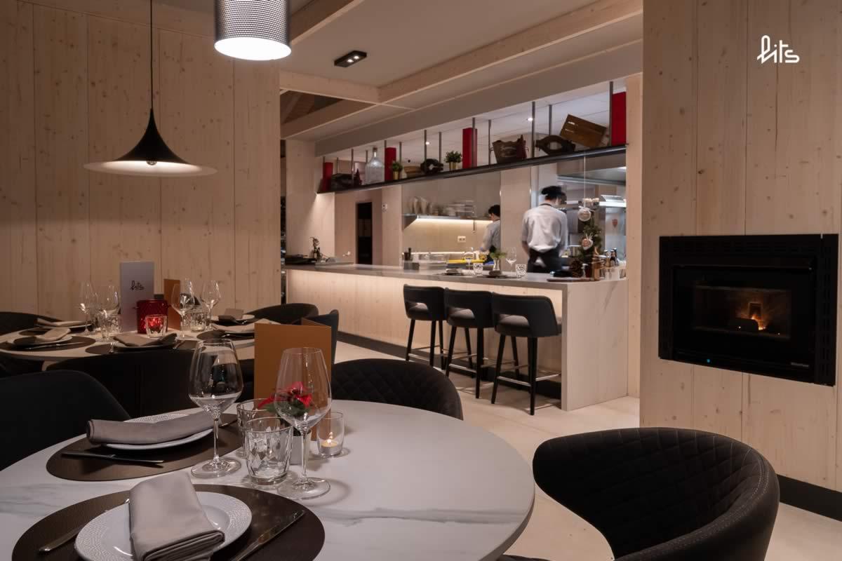 La familia Urtau presenta su nuevo restaurante en Arties: LITS