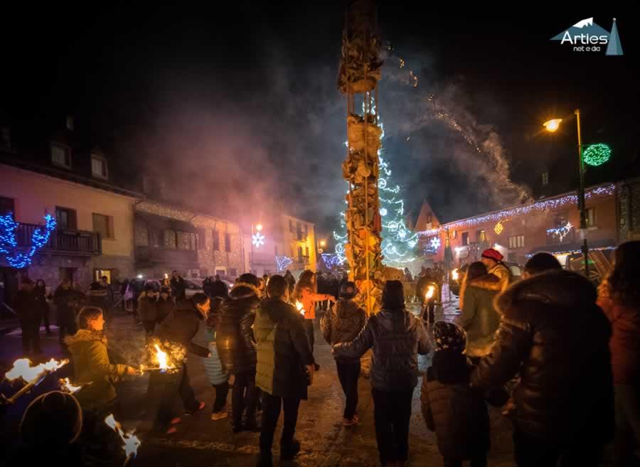 Eventos durante el mes de diciembre en Arties, Bossòst y Vielha