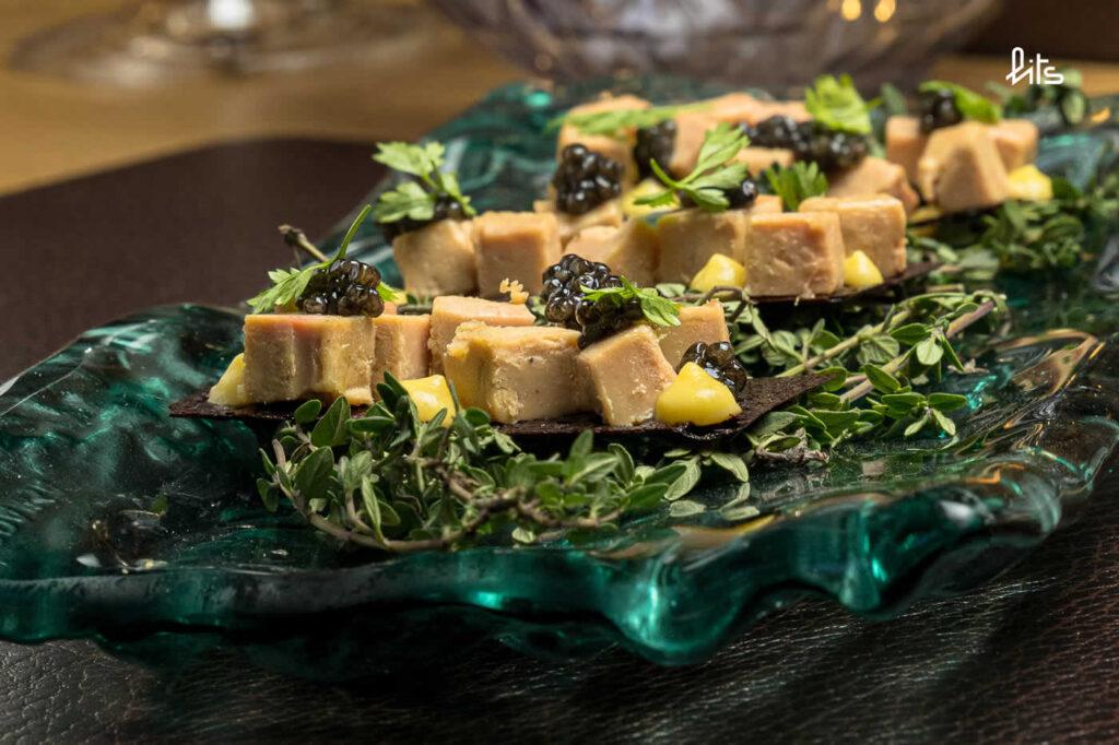 Lits Restaurant, Mes deth Caviar en Val d'Aran