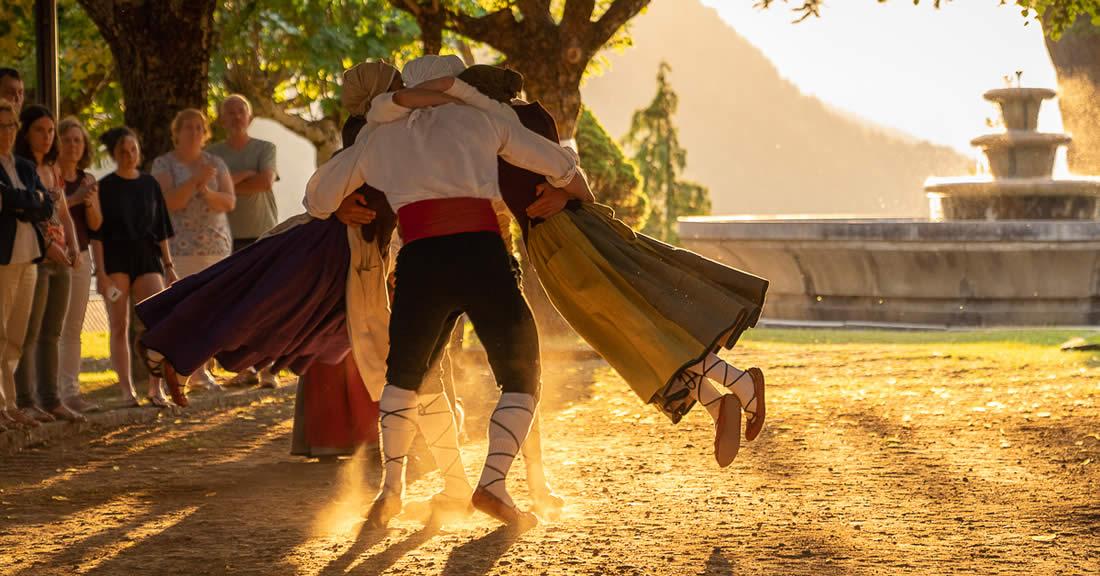 Es Fradins de Vielha en Vilac, Val d'aran. Foto: Val d'Aran Photos